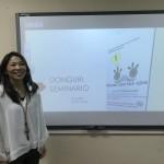 donguri DONGURI seminar